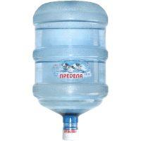 Доставка на Трапезна вода Предела, галон 19 л.