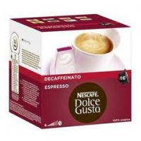 Доставка на Кафе капсули Decaffeinato (без кофеин).