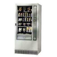 Вендинг автоматZanussi Spring 850за пакетирани изделия и студени напитки