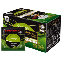 Spetema Pod GREEN COFFEE сурово 7 г