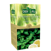Чай Green Hill Мента и Лимон 20х1,5г