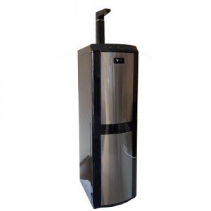 Диспенсър за топла и студена вода с компресорно охлаждане, модел LAMO 76 B
