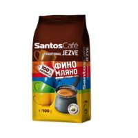 SantosCafe Jezve фино мляно 0.100кг