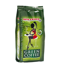 Spetema Green Coffe мляно 0.100 кг