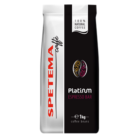 Spetema Platinum Espresso Bar зърна 1 кг