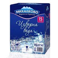 Изворна вода Михалково 15 л. Bag-in-Box