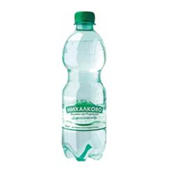 Естествено газирана минерална вода Михалково 0.500 мл.